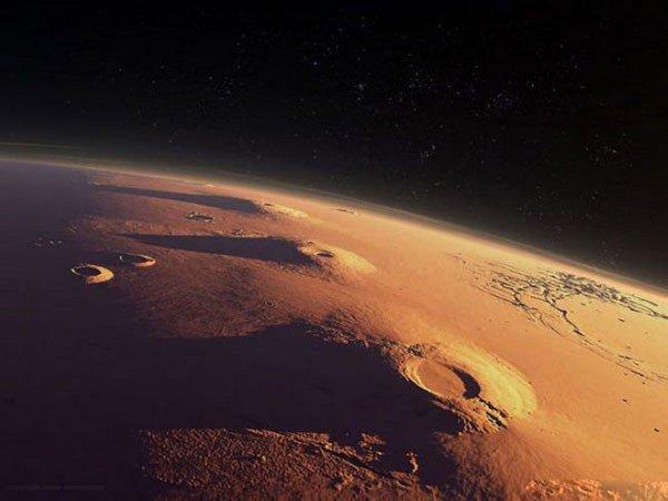 Марс загадочная красная планета Сайт Земли Сколько неизведанного и неоткрытого таит в себе темный космос Радует что на сегодняшний день нам известна информация пусть и не вся про близлежащие